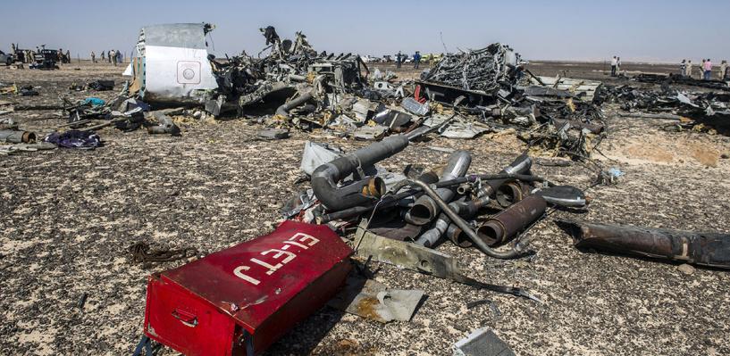 СМИ озвучили имя возможного виновника авиакатастрофы в Египте