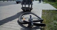 В Омске молодой водитель сбил 11-летнего мальчика