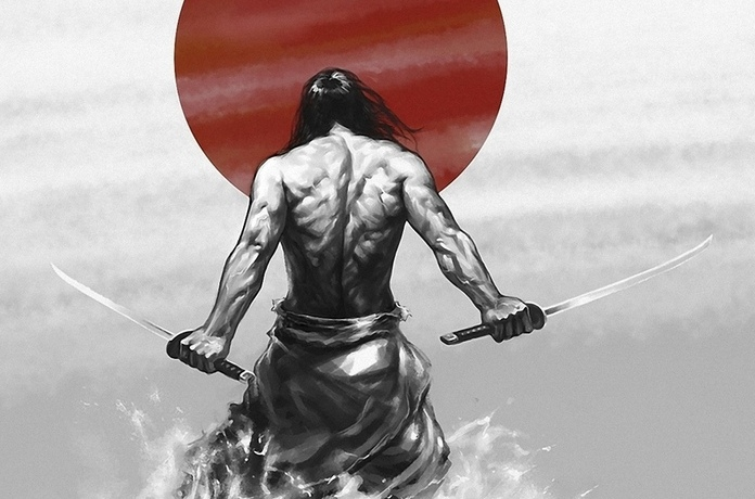 Омич кинулся на полицейских, угрожая мечом самураев