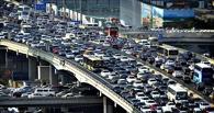 Утренние пробки в Омске составили в пятницу 3 балла