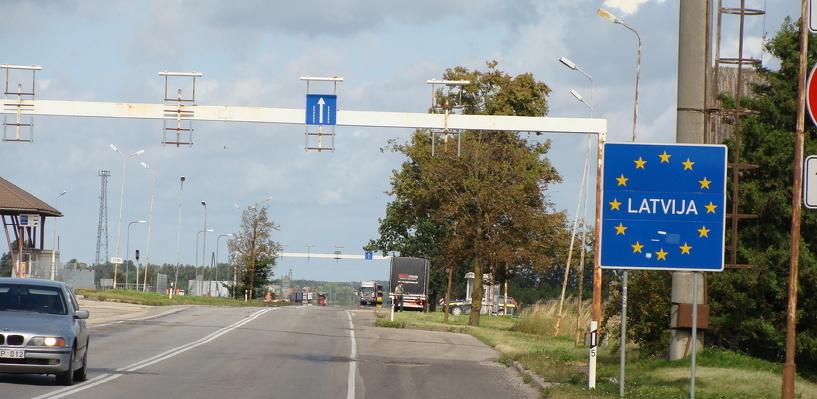 Латвия решила построить стену на границе с Россией ради безопасности Европы