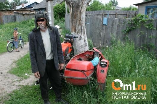 "На трассе ""Тюмень – Омск"" задержали пьяного мотоциклиста без прав"