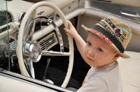 Половина россиян не пристегивается на заднем сиденье авто