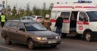 В Омске на Конева водитель десятки сбил пешехода: мужчина скончался на месте (обновлено)