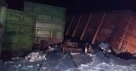 По факту крупной аварии электровоза в Омске возбуждено уголовное дело