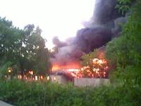 В Самарской области всю ночь гремели взрывы