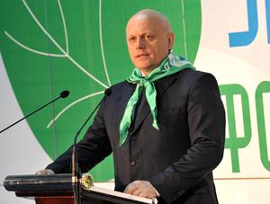 Омские ВИПы открыли первый молодежный экологический форум