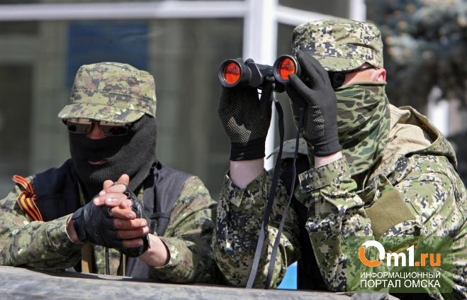 «Константиновка в огне»: военные расстреляли блокпост и движутся в Донецк