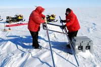 Американские ученые добрались до подледного озера в Антарктиде
