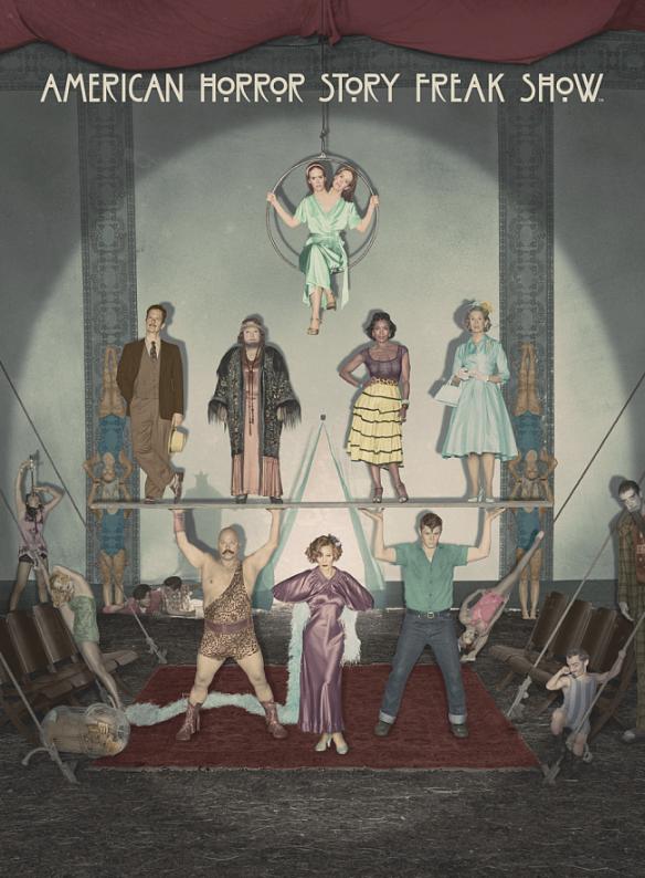Cостоялась премьера 4-го сезона сериала «Американская история ужасов»