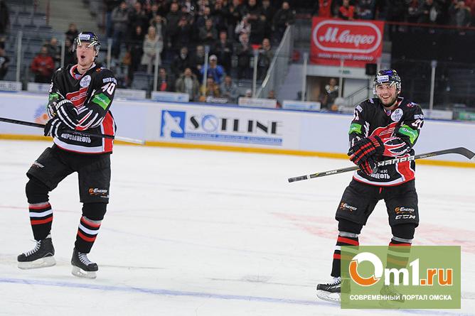 Омский «Авангард» выкинул «Сибирь» из плей-офф