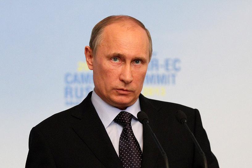 Владимир Путин подписал закон о докапитализации банков на триллион рублей