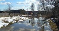 К паводку в Омске готовы еще не все участки города