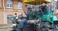 «Народный фронт» сдал омские власти из-за укладки асфальта в снег