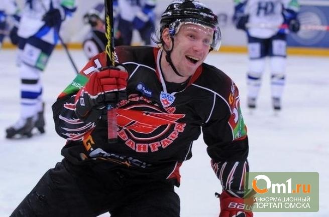 Пережогин попросил у Назарова разрешения построить в Омске ледовый центр