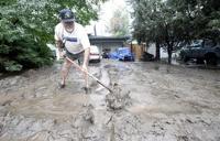 В Колорадо пытаются справиться с последствиями наводнения