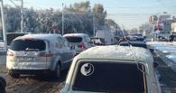 В пятничный «День жестянщика» в Омской области произошло 95 ДТП