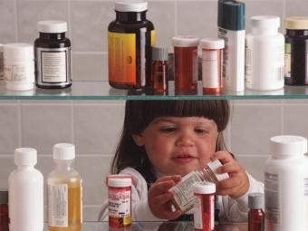 В Омской области в День знаний дети наглотались таблеток