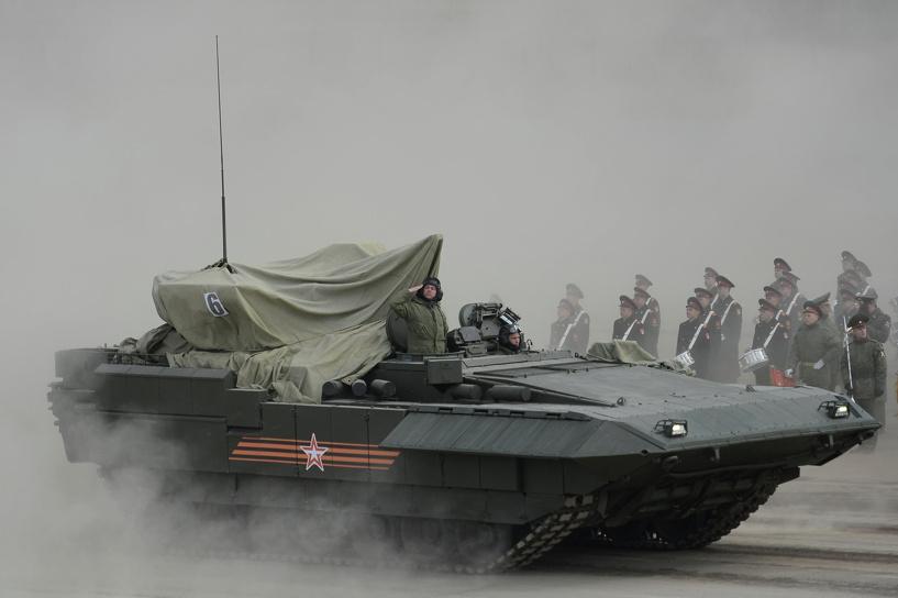 Давно придумано в Германии: западные военные раскритиковали «Армату»