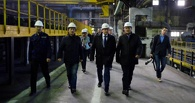 Омичи посетили производственные предприятия в Павлодаре