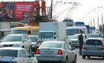 Пробки в Омске: авария на проспекте Мира и продолжающийся ремонт Лукашевича