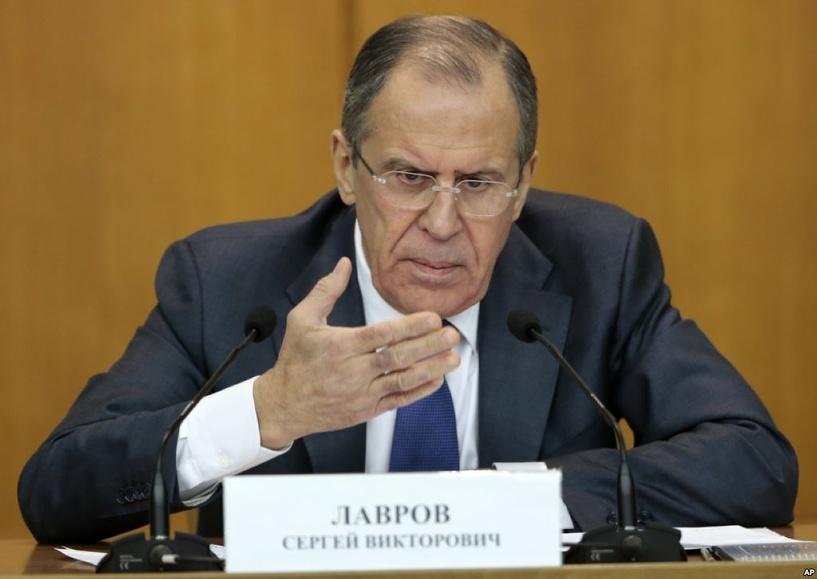 Сергей Лавров: на востоке Украины нет российских военных