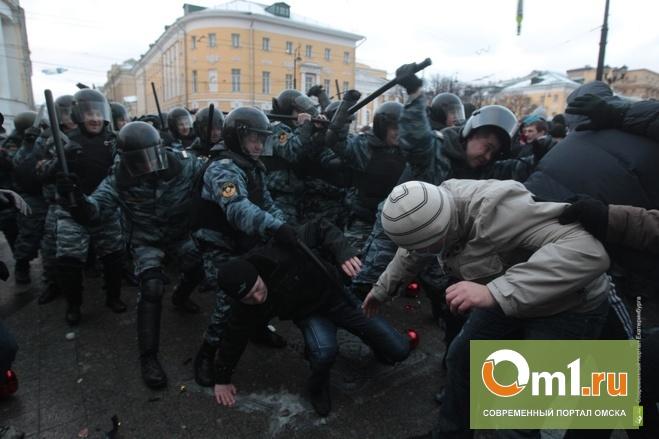 Депутаты предложили увеличить тюремные сроки организаторам беспорядков