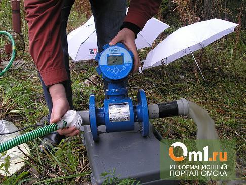 В Омской области коммунальная компания без лицензии добывала воду из недр