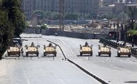 Комендантский час в Египте сократили на два часа