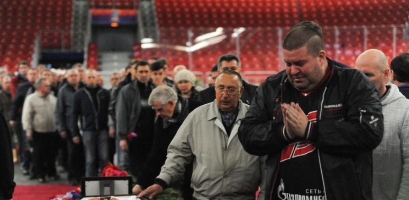 В Челябинске установят мемориальную доску в память о Белоусове