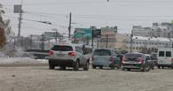 Дорожные службы Омска работают в круглосуточном режиме и без снегопада