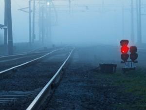 ДТП на ж/д переезде в Омске: водитель «восьмерки» скончался в больнице