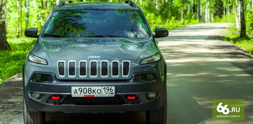 Jeep Cherokee отзывает более тысячи авто из-за проблем со стеклоочистителем