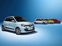 Новые Smart будут похожи на Renault Twigo
