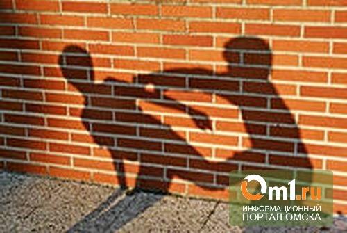 В Омске в Светлом два подростка сильно избили друг друга и помирились