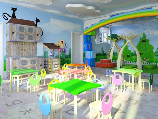 Омский детский садик стал лучшим в России