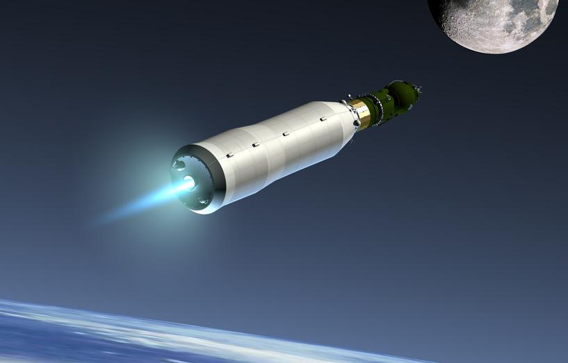 Роскосмос планирует построить лунные тракторы и экскаваторы