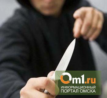 Омич ограбил прохожего и забыл на месте происшествия паспорт