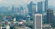 В столице Индонезии прогремели шесть взрывов подряд