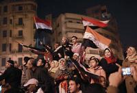 В курортных городах Египта проходят массовые акции протеста
