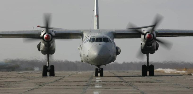 В Бангладеш разбился Ан-26 с российским экипажем
