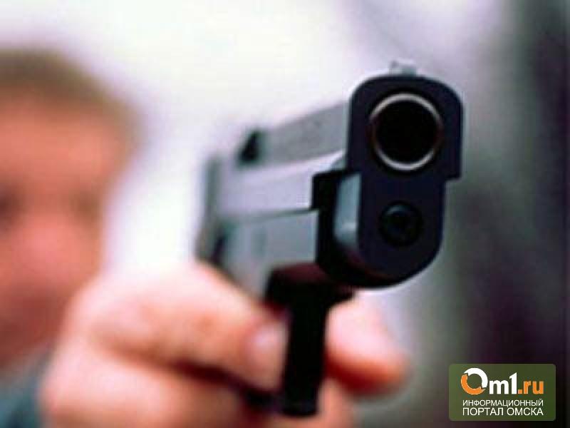 В Омске у «Магнита» стреляли в человека