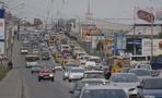 Пробки в Омске: перекрытые улицы, аварии и ремонт дорог