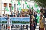 Митинг за парки и скверы в Омске не обошелся без переходов на личности