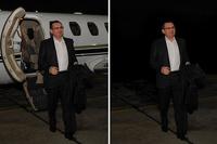 Министр сельского хозяйства прилетел на невидимом самолете