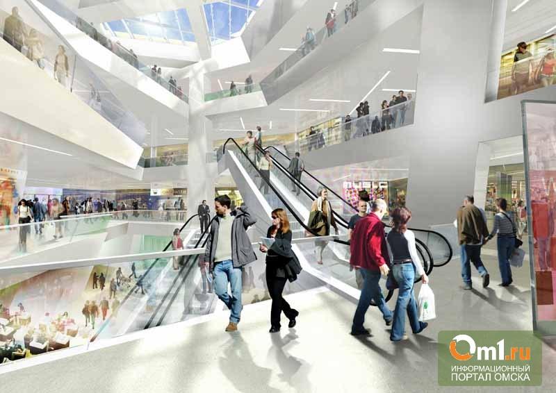 В Омске появится новый торговый центр