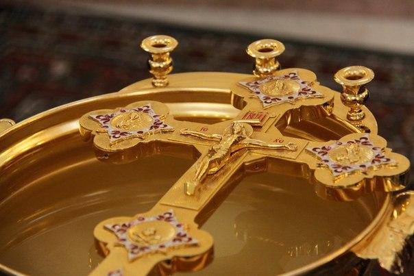 «Омскводоканал» раздаст верующим святую воду