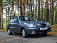 Chance стал самым дешевым автомобилем с «автоматом» в России