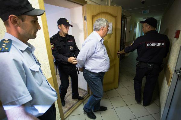 Стерлягов «отмечает» свой 60-летний юбилей на допросе в суде