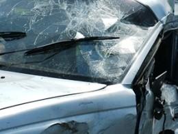 В Омской области за полчаса два автомобиля выбросило в кювет